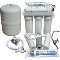 Filtración agua